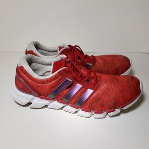 Adidas adipure crazyquick red sneakers sz 13